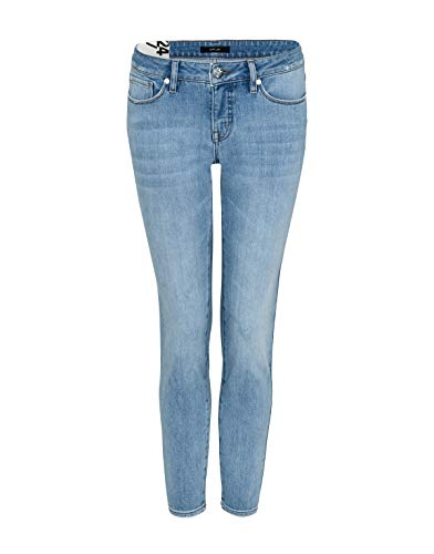 OPUS Damen Elma Pure Jeans, Soft Light Blue, 42