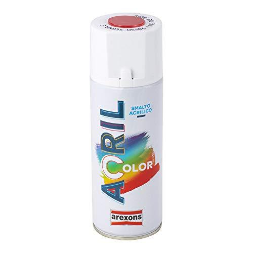 Smalto acrilico spray Arexons 3001 rosso segnale [AREXONS]