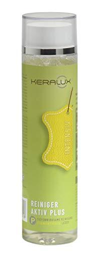 KERALUX Reiniger Aktiv Plus P 250ml von LCK für fetthaltige Flecken oder dunkle Verfärbungen