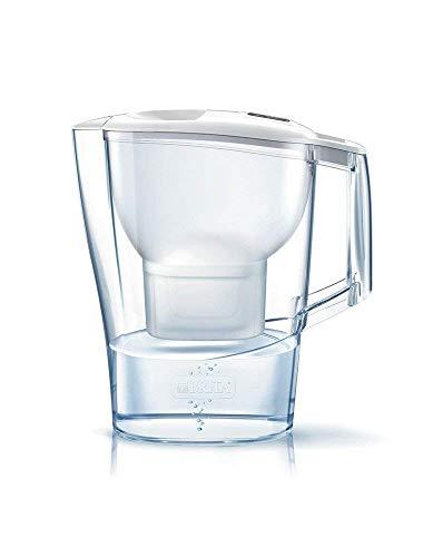 BRITAAluna blanca- Jarra de Agua Filtrada con 1 cartucho MAXTRA+,...