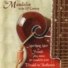 The Mandolin in the 18th Century: Marilynn Mair &Friends