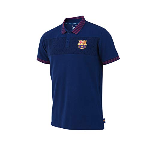 Fc Barcelone Polo Barca - Collection Officielle Taille Homme M