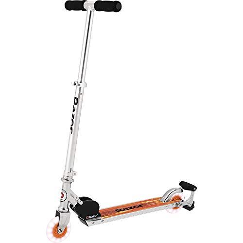 Razor Spark Ultra Kick Scooter  Orange  FFP