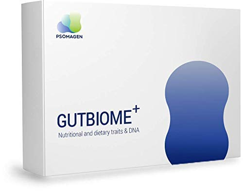 Psomagen GutBiome+ : at-Home Gut Microbiome Test - Discover Your Gut Health