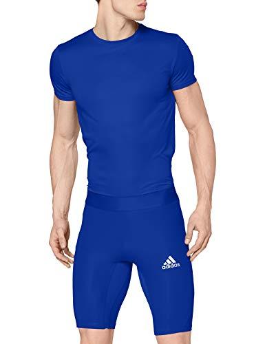 adidas Football App Generic Tights 1/2, Uomo, Bold Blue, L