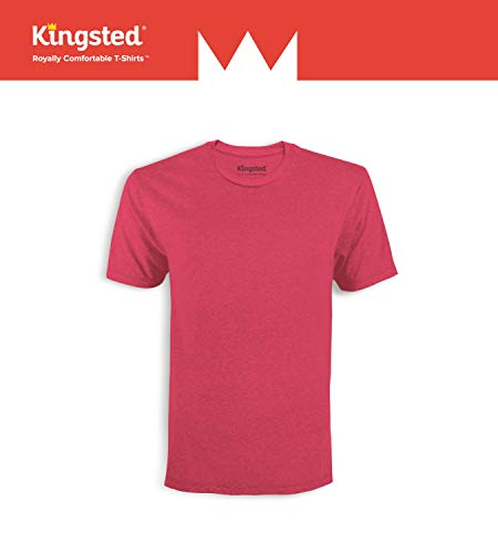 Men's T-Shirts Pack - Royally Comfortable - Soft & Smooth - Premium Fabric - Classic Fit 4