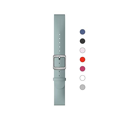 Withings Pulseras deportivas de silicona para los relojes ScanWatch, Steel HR, Steel HR Sport, Move ECG, Move y Steel [Exclusiva Amazon]