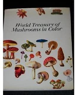 World treasury of mushrooms in color