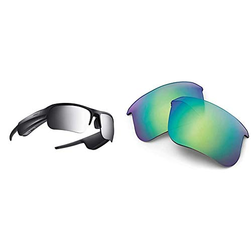 Bose Frames Tempo Wireless Audio Sports Sunglasses & Optional Lenses, Trail Blue
