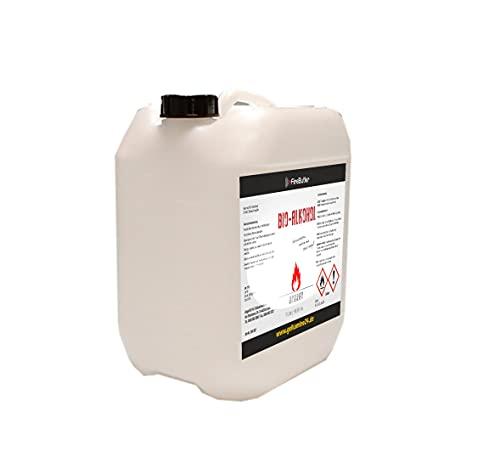 10 Liter Bio-Ethanol 99% Bio-Alkohol FireButler-Energy