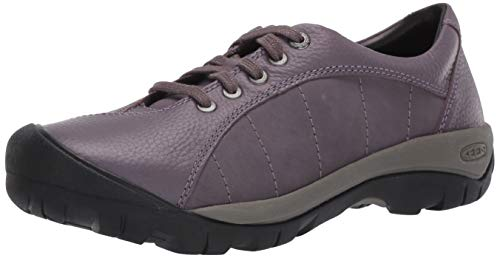 KEEN Women's Presidio Sneaker, Purple, 6.5
