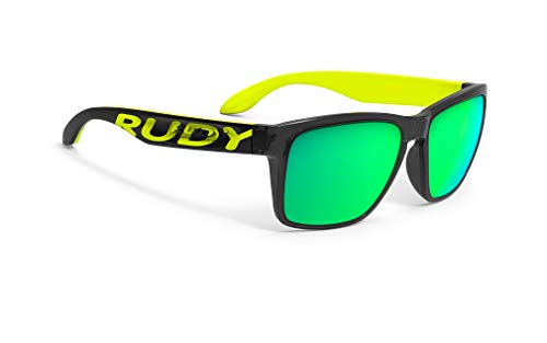 Rudy Project Spinhawk Loud Multilaser Lime/CAT3