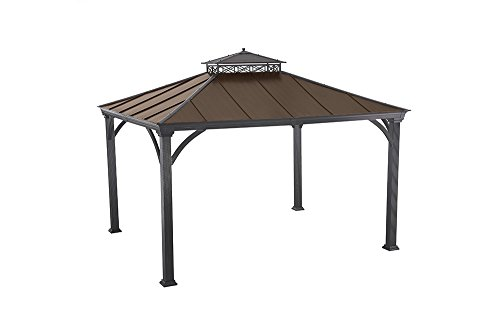 Two-Tier Hardtop Gazebo*