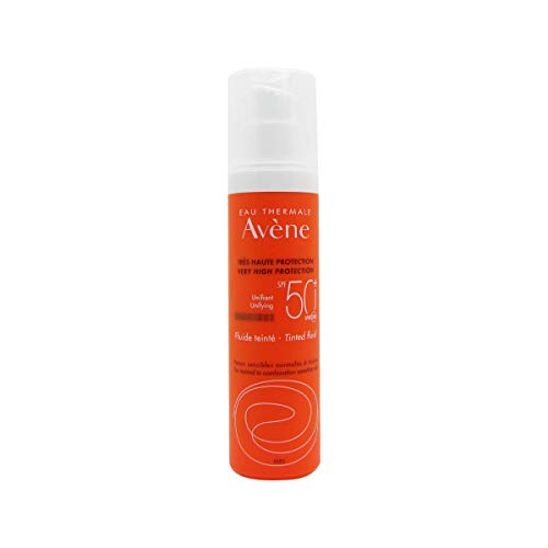 Avène SunSitive Sonnenfluid SPF 50+ getönt,50ml