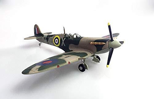 FloZ WWII British Spitfire MK VB 1/72 diecast Plane Model Aircraft