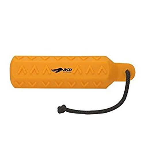 Avery Sporting Dog Hexabumper Apportierdummy, verschiedene Größen & Farben, Hundespielzeug, Hundetraining, schwimmfähig, Orange