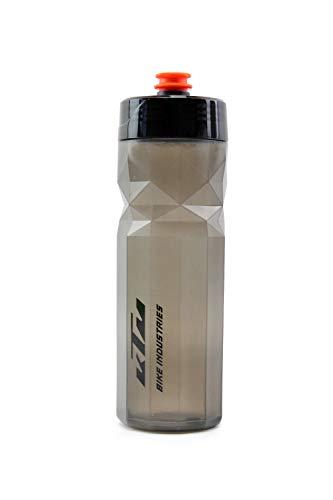KTM Bottle Team 700 Smoke Black Trinkflasche Sportflasche Fahrrad Outdoor Fitness Wasserflaschen, Bitte Menge auswahlen (1)