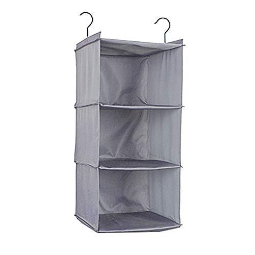 chunnron aufbewahrung kinderzimmer hänge Organizer Wardrobe Storage Shoe Storage Solutions Handbag Storage Wall Storage Hanging Storage Bag Wardrobe Organiser Gray
