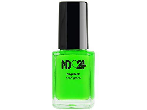 Nagellack Neon Green