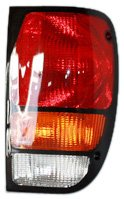 TYC 11-3237-01 Mazda Pickup Passenger Side Replacement Tail Light Assembly by TYC