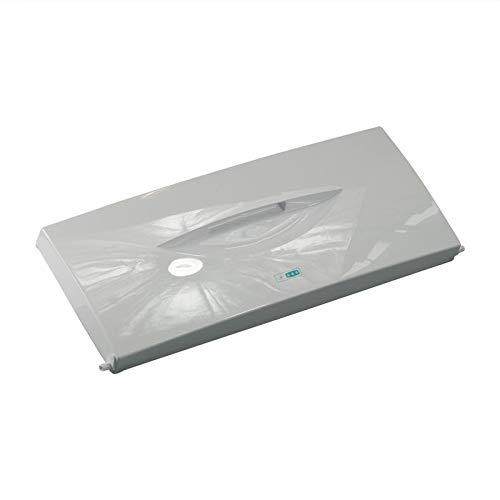 Bauknecht 481241619457 ORIGINAL Gefrierfachtür Verdampfertür Gefrierfachklappe Klappe Frostertür Tür Kühlschrank Kühlschranktür auch für Ignis Whirlpool 481241618715 481241618745