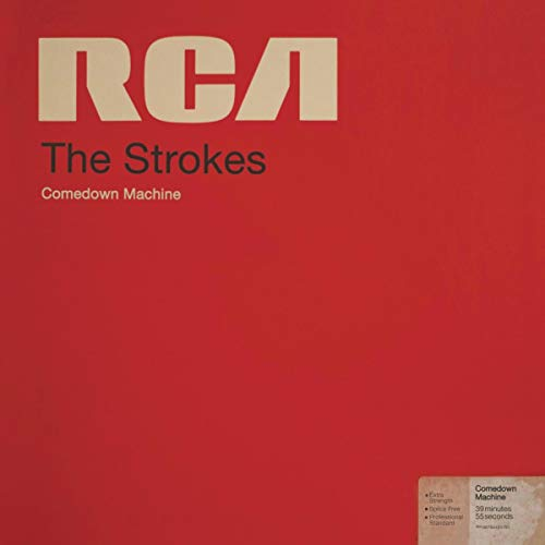 Comedown Machine [Vinilo]