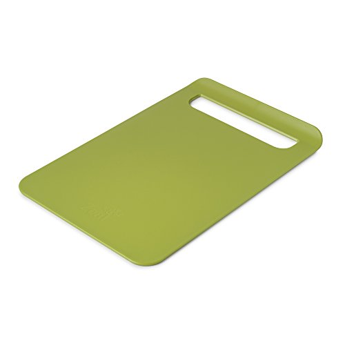 Zeal Dritto a Pan Slim Cucina Tagliere Board-Large (33 cm/34 cm), Verde Lime, 33.5 x 22.5 x 2 cm