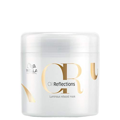 Wella Professionals Oil Reflections Mask, maschera professionale, confezione da 1 (1 X 150 ml)