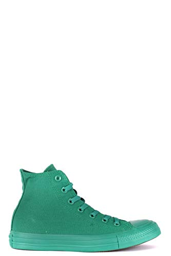 Luxury Fashion | Converse Dames MCBI35328 Groen Stof Sneakers | Seizoen Outlet