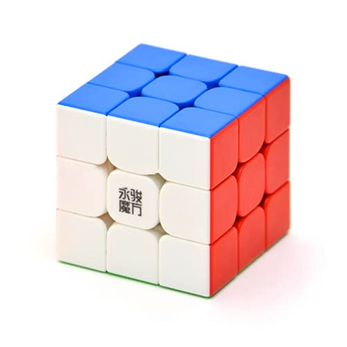 CuberSpeed YJ Yulong V2 M 3x3 stickerless Cube YJ Yulong 2M Magnetic Speed Cube Puzzle