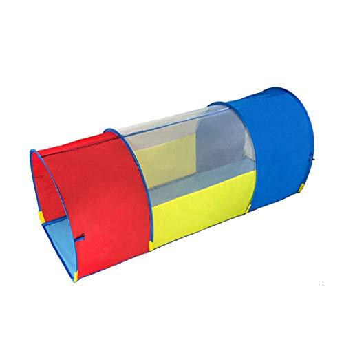 NUB Pop-Up Spiel mit Transport, Kinder Tunnel, Spielleitung, Kleinkind Drag Tunnels, Spielzeug Tunne