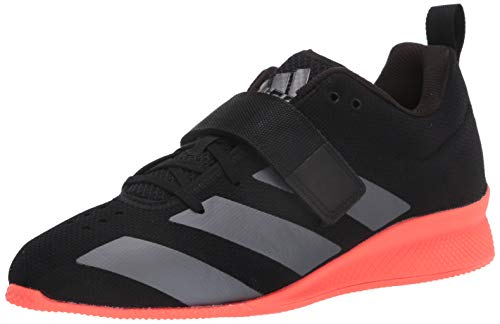 adidas Men's Adipower Weightlifting Ii Sneaker, Black, 6 M US