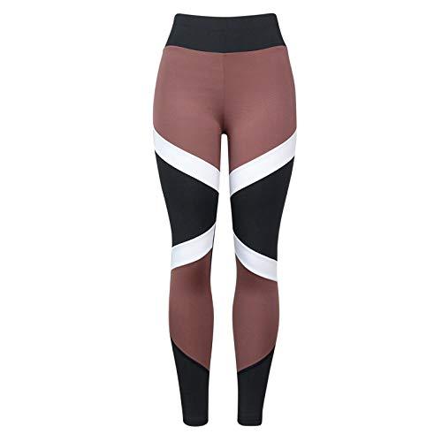 yayay Pantalones de yoga para mujer, de secado rápido, para levantamiento de caderas, ajustados, para correr, gimnasio, deportes, longitud