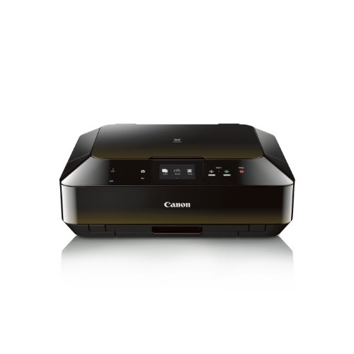 Canon PIXMA MG6320 Black Wireless Color Photo Printer with Scanner and Copier Photo #8