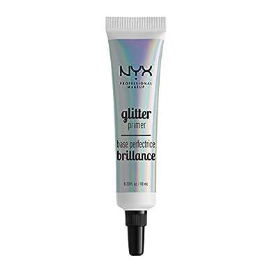 NYX PROFESSIONAL MAKEUP Glitter Primer, Long-Lasting...