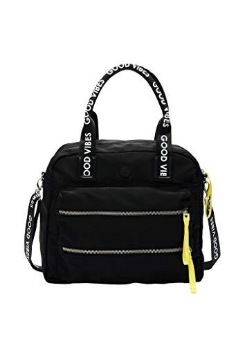 s.Oliver (Bags Damen 201.14.003.25.300.2043778, Tasche, 9999 black, one size