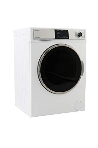 Sharp ES-HDH9147W0-DE Waschtrockner