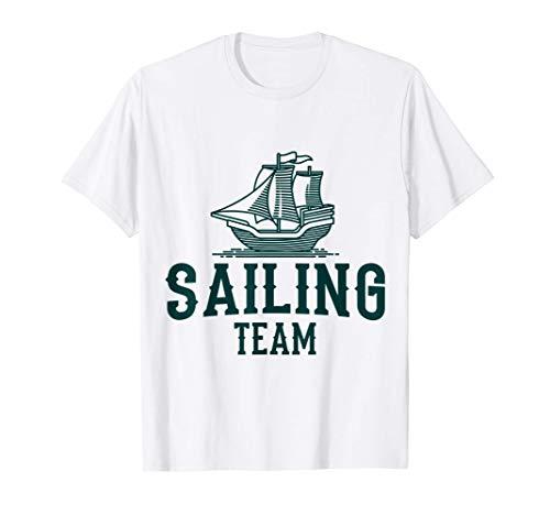 SAILING CREW Camiseta Sailor Sailing Team Camiseta