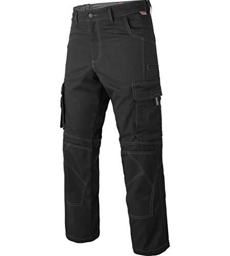 WÜRTH MODYF Cargohose schwarz: Die Bequeme Arbeits-Jeanshose ist in der Größe 52 erhältlich. STYLISCH, MODERN, ZEITLOS!