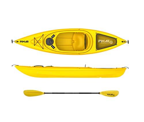 Kayak - Canoa da 305 Cm + Gavone + Pagaia + Seggiolino