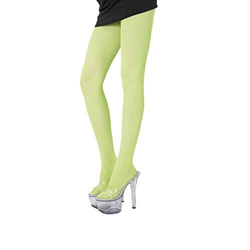 Party Pro- Collant, Unisex-Adult, 872070043, Vert, Taille Unique