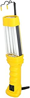 Bayco SL-918 18-watt Fluorescent Work Light with Single Outlet and Double Hook