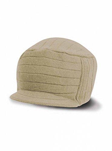 Résultat Rc061 Escoo Urban tricoté Chapeau Taille Unique Capdes Khaki