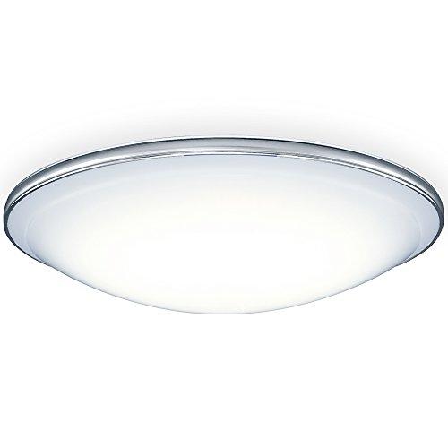 アイリスオーヤマ シーリングライト LED 12畳 アイリスオーヤマ アイリスオーヤマ 調光 LEDシーリングライト メタルサーキットシリーズ デザインリングタイプ CL12D-PM(248312)()