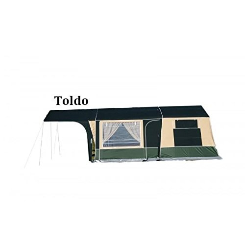 Toldo/Doble Avancé Compact linea Desert