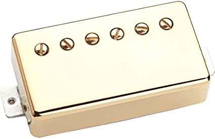 Neck Position Cable Gold Seymour Duncan SSH 2/N Gcov 4//°C Jazz Classic Back Cover 4/Conductor