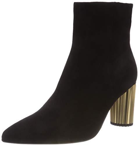 Högl Damen Athena Stiefeletten, schwarz (schwarz 0100), 39 EU