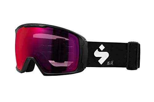 Sweet Protection Unisex - Firewall Svindal Collection Goggles, RIG Sapphire, NBLU