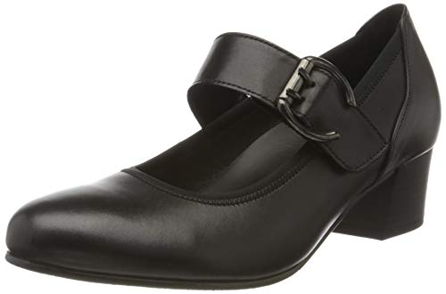 Gabor Shoes Damen Comfort Basic Pumps, Schwarz (Schwarz 57), 38 EU