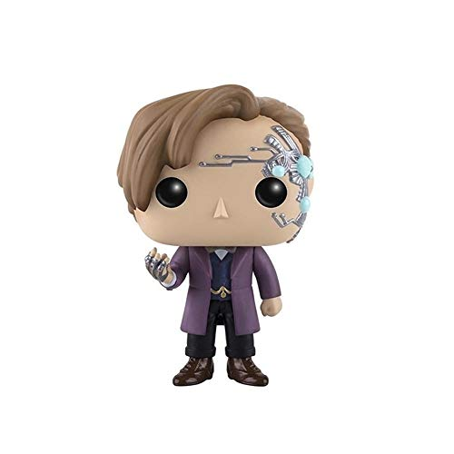 Anime Statue Doctor Mystere Doctor Pop Decoratie handgemaakt speelgoed film en tv-apparaat Box decoratie speelgoed beeld PVC collectie ambachtelijke decoratie cadeau ca. 10 cm.